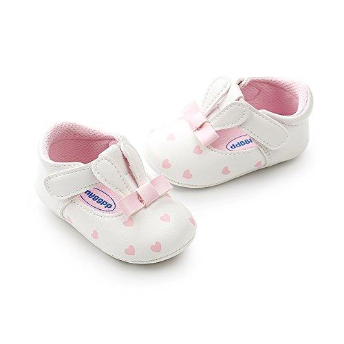 Bild von ESTAMICO Baby Mädchen Turnschuhe Anti-Rutsch Sommer Kleinkind Prinzessin Schuhe