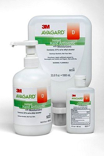 mckesson-3-pack-avagard-moisturizing-hand-sanitizer-169-oz-pump-bottle-by-3m