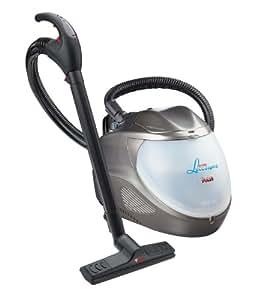 lecoaspira turbo allergy aspirateur et nettoyeur vapeur 2600 w cuisine maison. Black Bedroom Furniture Sets. Home Design Ideas