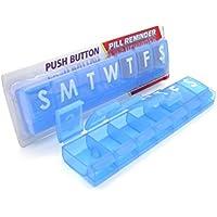 ACULIFE 400898 7 Tage Pillenbox, extra-gross preisvergleich bei billige-tabletten.eu