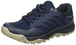 Merrell All Out Charge, Men's Trail Running, Blue (Navy), 9 UK (43.5 EU)