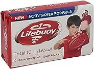 Lifebuoy Anti Bacterial Bar Total 10, 70g