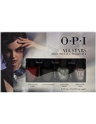 OPI Nail Polish Mini Kit - All Stars, 1er Pack (1 x 15 ml)