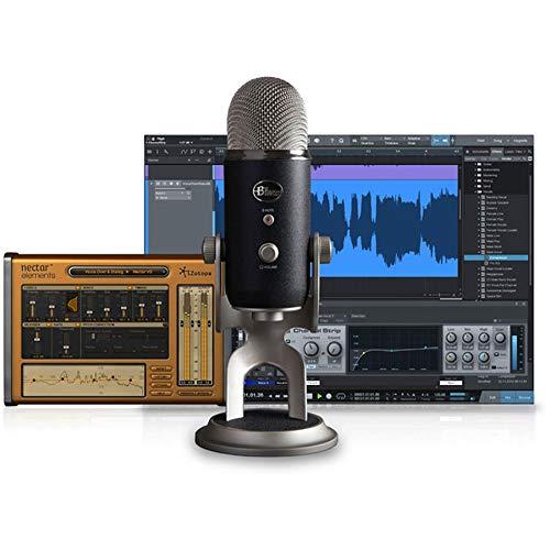 Blue Microphones Yeti Pro Paquete Estudio de grabación