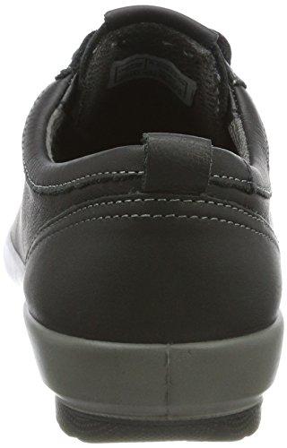 Legero Damen Tanaro Sneaker, Schwarz (Schwarz 00 00)