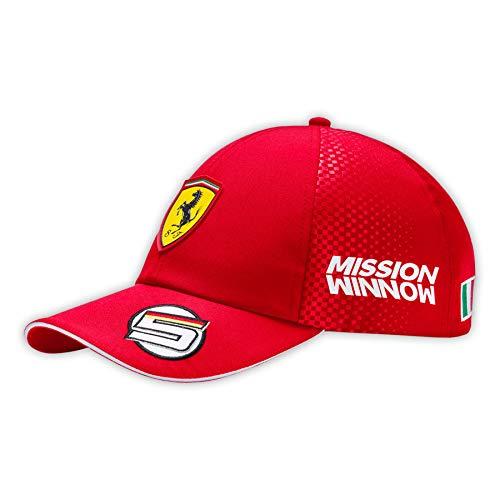 Master Lap Gorra Scuderia Ferrari Sebastian