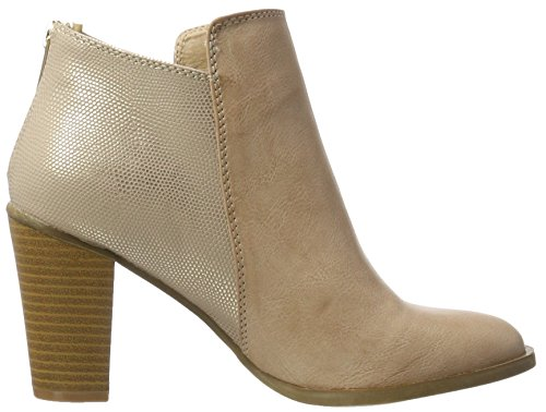 His 45031, Bottines Femme Beiges (nude)