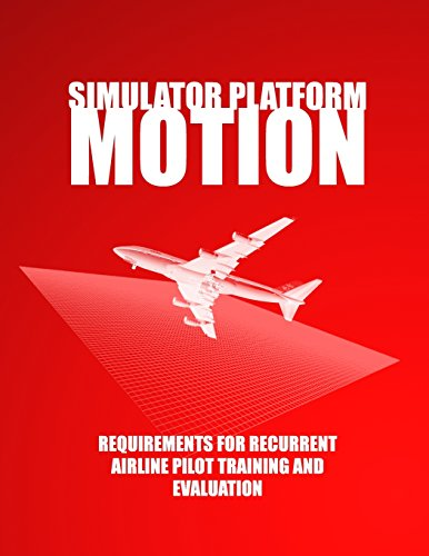 Simulator Platform Motion Requirements for Recurrent Airline Pilot Training and Evaluation