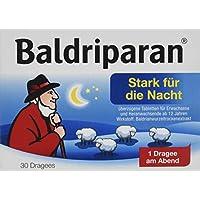 Baldriparan stark für d. Nacht überzogene Tab. 3 preisvergleich bei billige-tabletten.eu