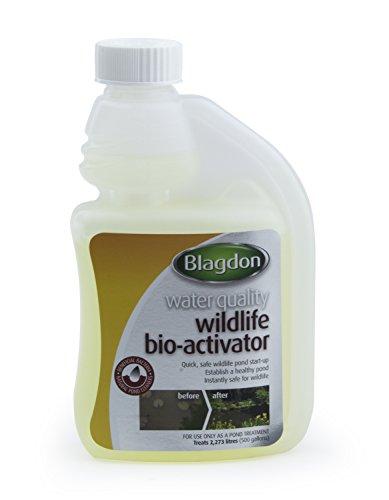 Blagdon 2647 Pond Bio-Activator, Natural Essential Start Up Bacteria for Filter Media, Wildlife Safe, 250ml, Treats 2… 1