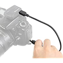 Micnova GPS-N-7 cable de GPS de cámara para nikon d3100 d3200 d5000 d5100 d7000 d7100 d90 d600 coolpix p7700