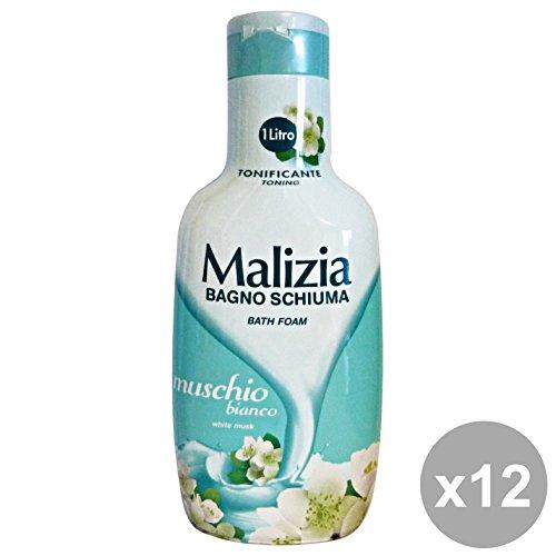 MALIZIA Set 12Bad Moos B.1Lt. Seifen und Kosmetik (Bad Set Moose)