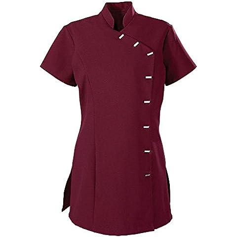 Workwear World - Maglietta - Maniche corte - Donna