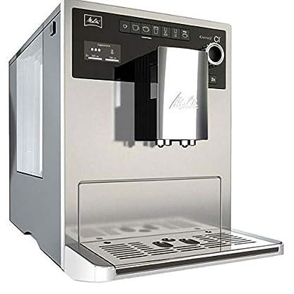 Melitta-Caffeo-Kaffeevollautomat-mit-Milchbehlter-Zweikammern-Bohnenbehlter