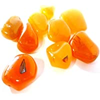 Trommelstein Karneol Orange Trommelstein–A Grade Qualität Kristall–Eine Erdung Stein, hilft Sie zu konzentrieren... preisvergleich bei billige-tabletten.eu