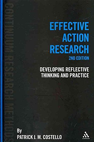 effective-action-research-developing-reflective-thinking-and-practice-by-patrick-j-m-costello-publis