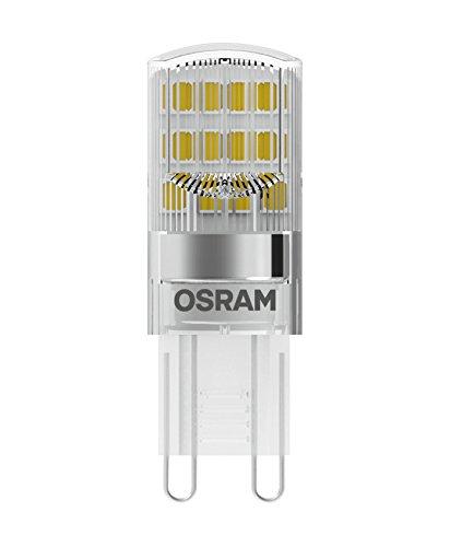 Osram 4058075812000 Ampoule LED Plastique 1,90 W G9 Transparent 9 pièces