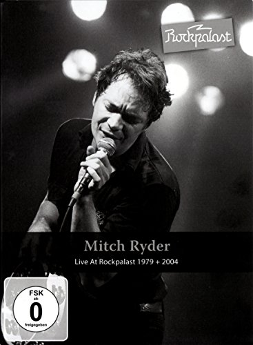 Mitch Ryder - Live At Rockpalast [2 DVDs]
