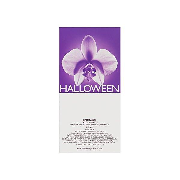 Halloween by Jesus del Pozo para la Mujer. Eau de Toilette con vaporizador