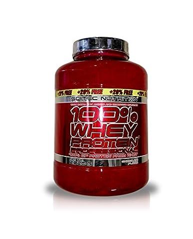 Scitec Nutrition - 100% Whey Protein Professional - Parfum Chocolat