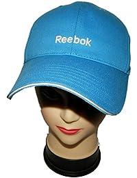 Reebok Logo Cap Kinder Baseball Cap Mütze Basecap Blau Neu