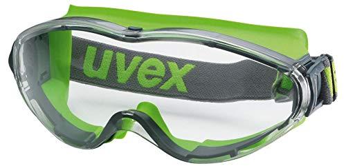 Uvex Ultrasonic Schutzbrille - Suprav. Extreme - Transp./Grün