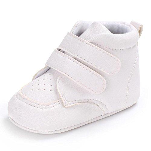 DAY8 Chaussures Bébé Fille Premier Pas Bébé Garçon Chaussure Hiver  Chaussons Bebe Fille Printemps Anti-