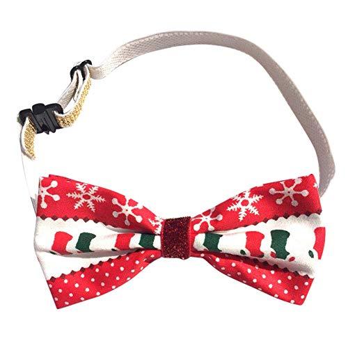 Kegel Kopf Kostüm - Maritown Haustier-Hundehochzeitsfeiertags-Weihnachtsfest-Kostüm-Verzierungs-Zusatz-Foto-Stützen, Kegel-Hut, Fliegen-Kragen,