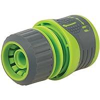 Silverline 864167 - Conector de manguera engomado (Hembra 1/2)
