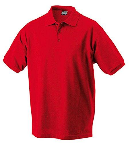 Klassisches Hochwertiges Polohemd (S - 3XL) Red