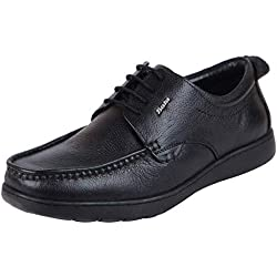 BATA Men's Black Formal Lace Up Shoes (7UK/India (41EU), Balck)