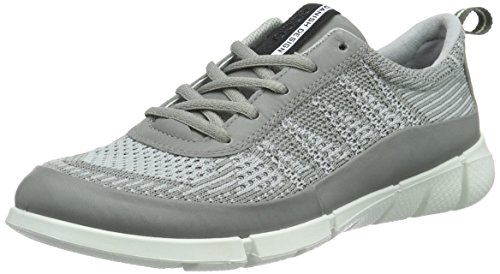Ecco Intrinsic 1, Chaussures Multisport Outdoor Femme Gris (WILD DOVE/CONCRETE56393)