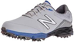 New Balance Men's Nbg2004 Golf Shoe, Greyblue, 7.5 D(m) Uk41.5 D(m) Eu