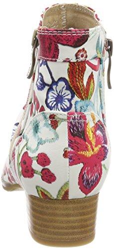Laura Vita Ladies Bonnie 078 Boots White (bianco)