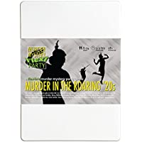 Murder in the Roaring 20s 6-14 Player Murder Mystery Flexi-Party by Murder Mystery Flexi Party