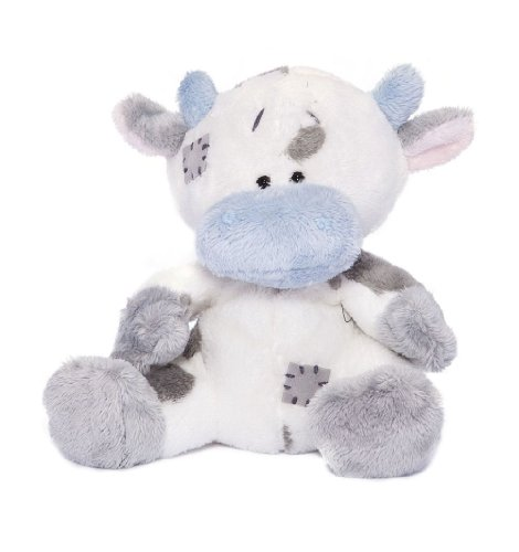 peluche me to you my blue nose friends vache 10cm - Peluche Me To You