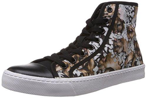 Puma Women's Ibiza Fumi Mid WNS 2 Leather Sneakers