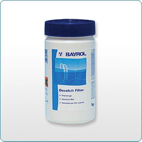 Bayrol - decalcit filtre 1kg - Detartrant pour filtre granulés 1kg