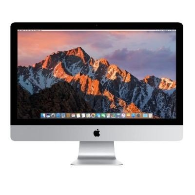 "Apple iMac, 27"", Intel Quad-Core i5 3,4 GHz, 1 TB Fusion, 8 GB RAM, 2017"
