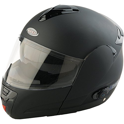 Viper RS-V131, casco da motociclismoBluetooth con visiera anteriore
