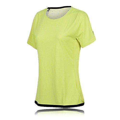 adidas t shirt damen gelb
