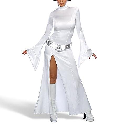 Prinzessin Leia - Star Wars Kostüm - M (Wookie Jedi Kostüm)