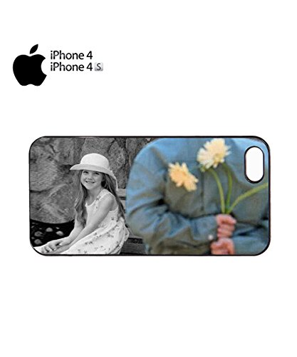 Cute Children Boy Girl Mobile Phone Case Cover iPhone 5c Black Noir