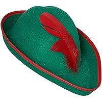 Abito elegante Bambini   Adulti Robin Hood Costume resistente del cappello  duro d8479312fa6d