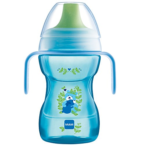 MAM Fun to drink Cup, blu