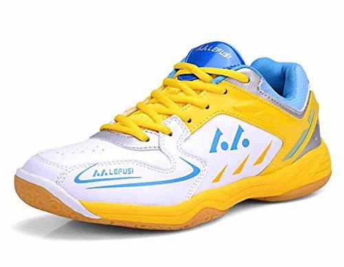 Hommes Et Femmes Chaussures De Badminton Légères 2018 Printemps Nouvelles Chaussures De Sport Occasionnels Unisex Respirant Formateurs