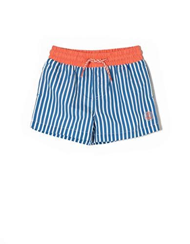 ZIPPY Ztb0702_455_6 Boxer, Orange (Coral 1306), 98 (Taille Fabricant: 24/36M) Bébé garçon