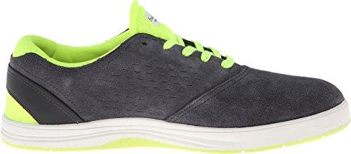 Nike Mens Koston 2 Anthracite/Summit-White-Volt Leather Sneakers 12 Anthracite/Summit-White-Volt