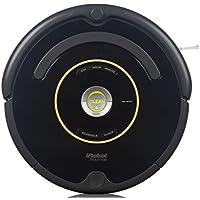 iRobot Roomba 650 Robot Aspirador, Alto Rendimiento de Limpieza, Programable, Atrapa el Pelo