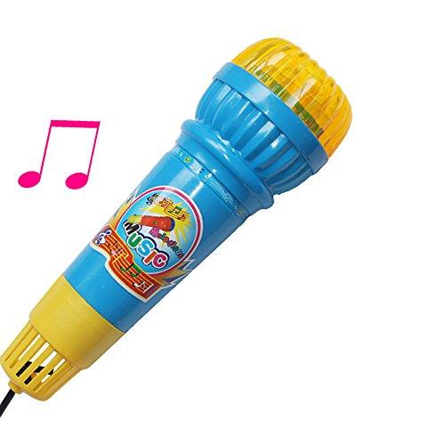 Spielzeug Kind Baby - Mic Voice Changer Spielzeug - Geschenk Geburtstags Geschenk Kids Party Song - Anti Stress Spielzeug ()